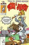 Cover for Tom & Jerry (Harvey, 1991 series) #3