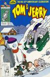 Cover for Tom & Jerry (Harvey, 1991 series) #4