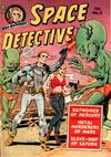Cover for Space Detective (Avon, 1951 series) #2
