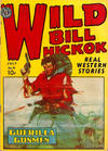 Cover for Wild Bill Hickok (Avon, 1949 series) #4