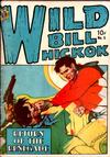 Cover for Wild Bill Hickok (Avon, 1949 series) #5