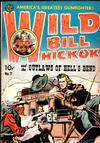 Cover for Wild Bill Hickok (Avon, 1949 series) #7