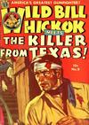 Cover for Wild Bill Hickok (Avon, 1949 series) #9