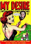 Cover for My Desire Intimate Confessions (Fox, 1949 series) #32