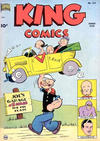 Cover for King Comics (Pines, 1950 series) #157