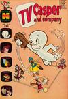 Cover for TV Casper & Company (Harvey, 1963 series) #1