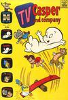 Cover for TV Casper & Company (Harvey, 1963 series) #8