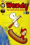 Cover for Wendy, the Good Little Witch (Harvey, 1960 series) #10