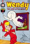 Cover for Wendy, the Good Little Witch (Harvey, 1960 series) #14