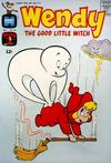 Cover for Wendy, the Good Little Witch (Harvey, 1960 series) #34