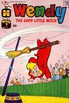 Cover for Wendy, the Good Little Witch (Harvey, 1960 series) #43