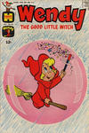 Cover for Wendy, the Good Little Witch (Harvey, 1960 series) #45