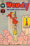 Cover for Wendy, the Good Little Witch (Harvey, 1960 series) #47