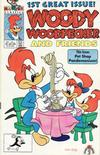 Cover for Woody Woodpecker and Friends (Harvey, 1991 series) #1