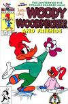 Cover for Woody Woodpecker and Friends (Harvey, 1991 series) #2