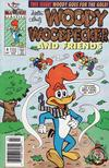 Cover for Woody Woodpecker and Friends (Harvey, 1991 series) #4