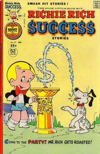 Cover Thumbnail for Richie Rich Success Stories (Harvey, 1964 series) #67