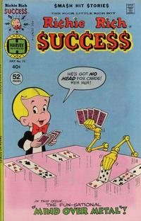 Cover Thumbnail for Richie Rich Success Stories (Harvey, 1964 series) #75