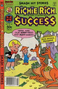 Cover for Richie Rich Success Stories (Harvey, 1964 series) #99