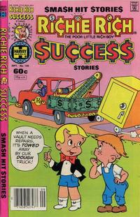 Cover Thumbnail for Richie Rich Success Stories (Harvey, 1964 series) #105