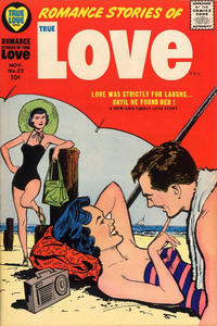 Cover Thumbnail for Romance Stories of True Love (Harvey, 1957 series) #52