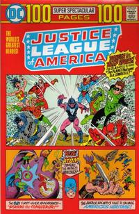 Cover Thumbnail for Justice League of America Super Spectacular No. 1, 1975 Issue (DC, 1999 series)