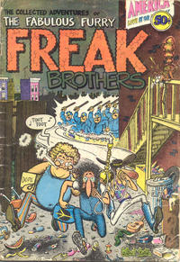 Cover Thumbnail for The Fabulous Furry Freak Brothers (Rip Off Press, 1971 series) #1