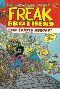 Cover Thumbnail for The Fabulous Furry Freak Brothers (Rip Off Press, 1971 series) #8