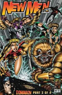 Cover Thumbnail for Newmen (Image, 1994 series) #14