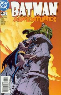 Cover Thumbnail for Batman Adventures (DC, 2003 series) #4