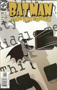 Cover Thumbnail for Batman Adventures (DC, 2003 series) #11