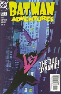 Cover Thumbnail for Batman Adventures (DC, 2003 series) #12 [Direct Sales]
