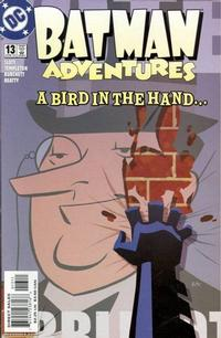 Cover Thumbnail for Batman Adventures (DC, 2003 series) #13 [Direct Sales]