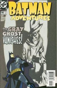 Cover Thumbnail for Batman Adventures (DC, 2003 series) #14 [Direct Sales]