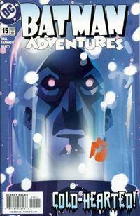 Cover Thumbnail for Batman Adventures (DC, 2003 series) #15