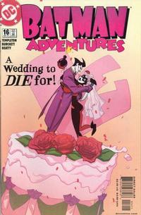 Cover Thumbnail for Batman Adventures (DC, 2003 series) #16 [Direct Sales]