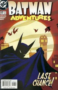 Cover Thumbnail for Batman Adventures (DC, 2003 series) #17 [Direct Sales]