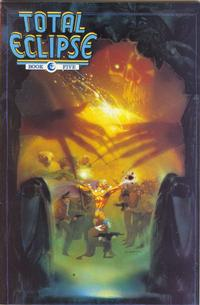 Cover Thumbnail for Total Eclipse (Eclipse, 1988 series) #5