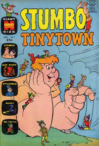 Cover Thumbnail for Stumbo Tinytown (Harvey, 1963 series) #1