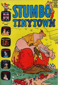 Cover Thumbnail for Stumbo Tinytown (Harvey, 1963 series) #3