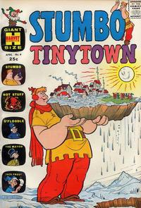 Cover Thumbnail for Stumbo Tinytown (Harvey, 1963 series) #4