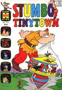 Cover Thumbnail for Stumbo Tinytown (Harvey, 1963 series) #6