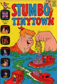 Cover Thumbnail for Stumbo Tinytown (Harvey, 1963 series) #10
