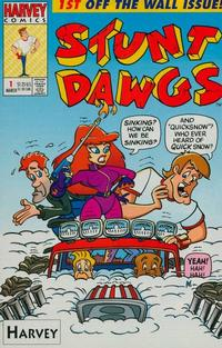 Cover Thumbnail for Stunt Dawgs (Harvey, 1993 series) #1