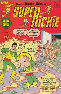 Cover Thumbnail for Superichie (Harvey, 1976 series) #7