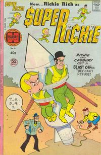 Cover Thumbnail for Superichie (Harvey, 1976 series) #8