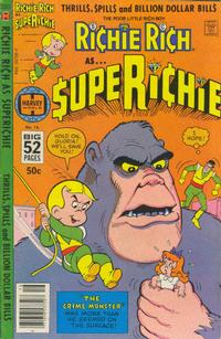 Cover Thumbnail for Superichie (Harvey, 1976 series) #16