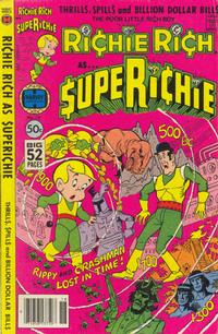Cover Thumbnail for Superichie (Harvey, 1976 series) #18