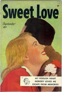 Cover Thumbnail for Sweet Love (Harvey, 1949 series) #1