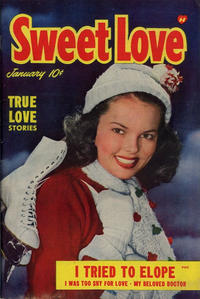 Cover Thumbnail for Sweet Love (Harvey, 1949 series) #3